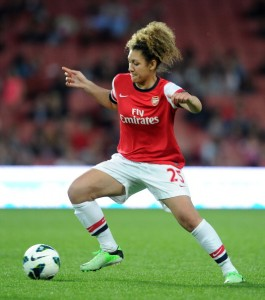 Arsenal Ladies FC v Liverpool Ladies FC - The FA WSL